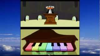 Looney Tunes: Duck Amuck (Extra 9) - Exploding Piano