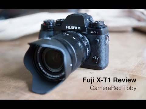 Camera Review: FujiFilm X-T1 and Fuji 56mm 1.2 Lens Review