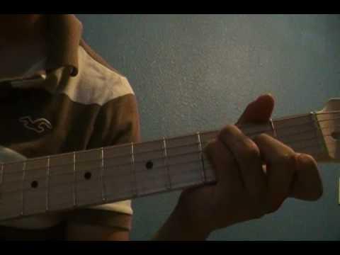 Gustavo Cerati-  Desastre – cover – como tocar