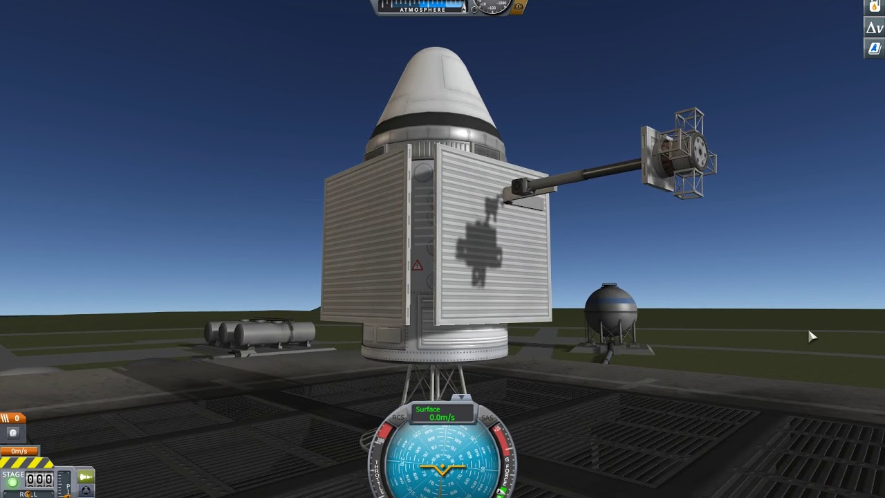 Kerbal Space Program Breaking Ground Moving Parts Youtube
