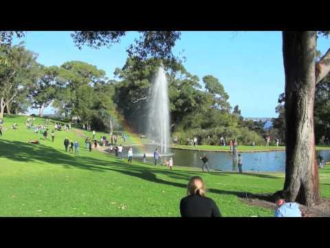 Kings Park & Botanic Garden Perth Western Australia