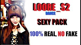 Loore_S2  Twitch sexy pack  , Fap Tribute ! 100% real, no fake