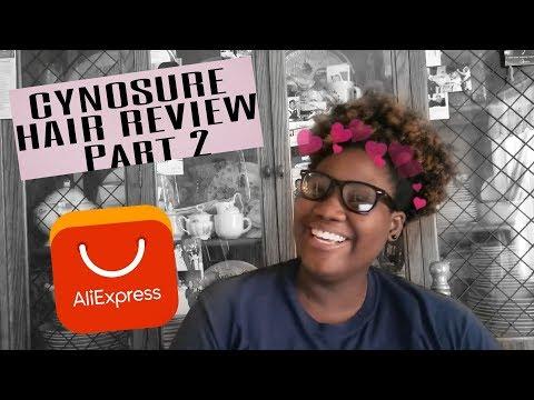 AliExpress HAIR REVIEW | CYNOSURE HAIR Part 2