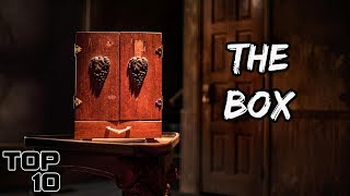 Top 10 Scary Items At Zak Bagans' Haunted Museum