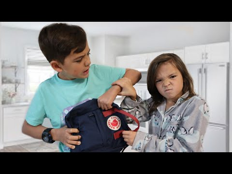 Download What SiBLiNGS ARGUE about | on vacation!!