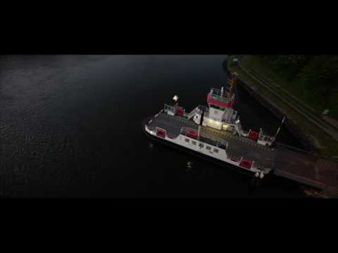 Fähre Landwehr / Nord-Ostsee Kanal