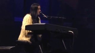 Vanessa Carlton - Home, World Cafe Live, Philadelphia, 12/09/2015