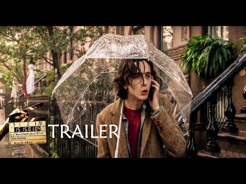 A Rainy Day in New York Trailer #1 (2020)| Timothée Chalamet, Elle Fanning /Romance Movie HD