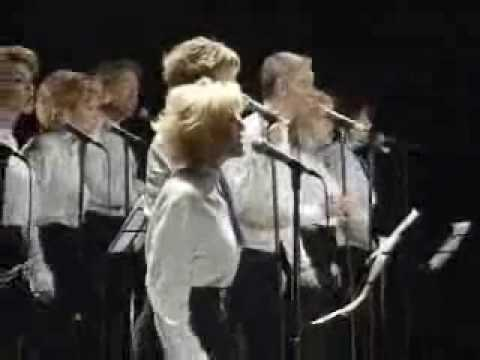 Celine Dion and Choir of Air Canada - You and I Live 2004