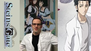 Steins Gate in 60 Seconds with J. Michael Tatum