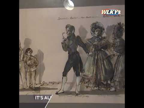 Nutcracker history on exhibit at Frazier Museum