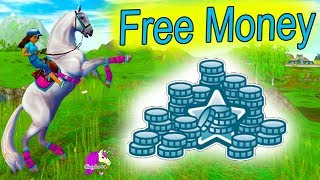 FREE Coins Game Money , Clothing + Horse Tack Freebies ! Star Stable Codes