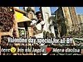 Valentine day special Tere bin Nahi lagda dil Mera dholna simmba dance