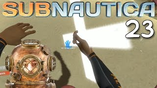 "Subnautica Gameplay Ep 23 - ""MYSTERIOUS SIGNAL?!?"" 1080p PC"