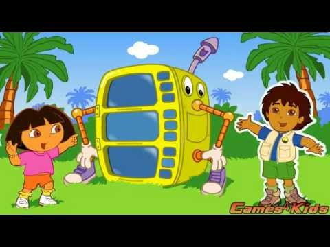 Dora The Super Silly Fiesta - YouTube