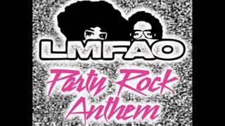LMFAO PARTY ROCK ANTHEM MP3