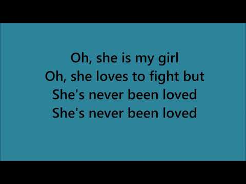 The Blaze - She (Lyrics)