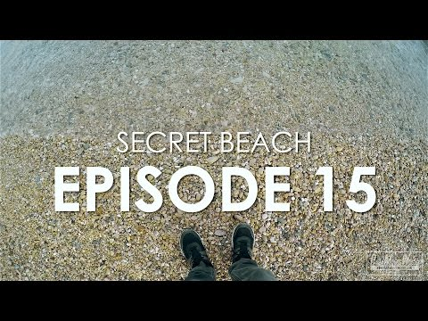 SECRET BEACH | EPISODE 15 | VLOG | DISCOVER SPLIT PROJECT | ParaMeetsWorld