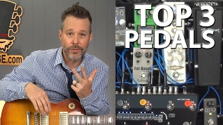 Top 3 Guitar Effect Pedals For All Guitar Players