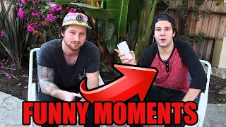 🚀 SCOTTY SIRE FUNNIEST/BEST MOMENTS IN DAVID DOBRIKS VLOGS🚀