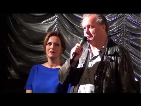 DIE WAND  Martina Gedeck zu Gast im Delphi in Stuttgart