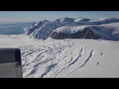 West Antarctica Glaciers: Past the Point of No Return