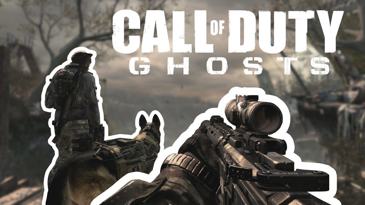 Découverte du mode Solo de Call of Duty : Ghosts !
