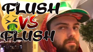 Flush Over Flush in Biggest Tournament of My Life (Gambling Vlog #38)