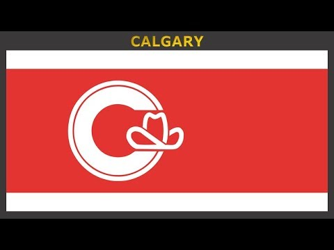 Flags Of Cities Of Canada - Vlajky Měst Kanady