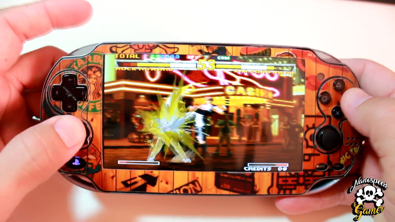 Emulador PFBA Psvita 3 60 + 300 Roms - Actualizado - Youtube On Repeat