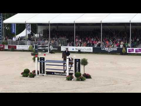 Beau Limit (No Limit,2006) 150 CSIO5* Rotterdam 6th place
