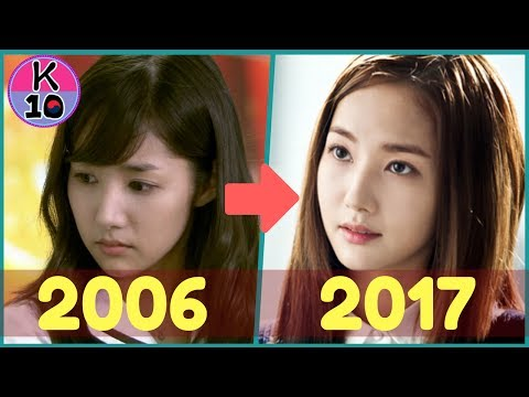 Queen for Seven Days PARK MIN YOUNG EVLUTION 2006 2017