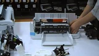 HP6000 분해조립 동영상