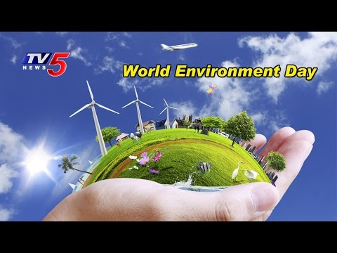 World Environment Day  | Environment Run At Necklace Road | Hyderabad | TV5 News