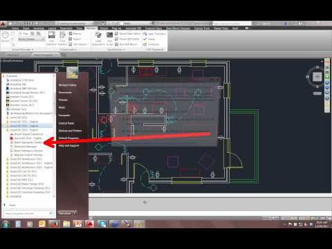 CAD-1 Presents – AutoCAD Drawing Standards