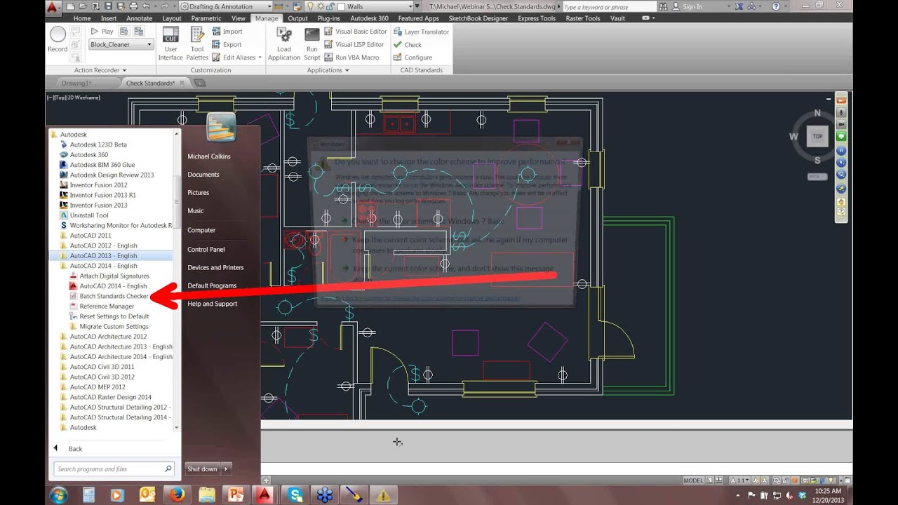 CAD-1 Presents - AutoCAD Drawing Standards - YouTube