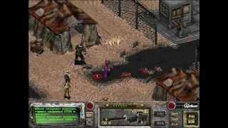 Fallout 2 Прохождение 018 Военная база