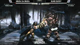 Combo Breaker - Mortal Kombat X Pools - Day 2