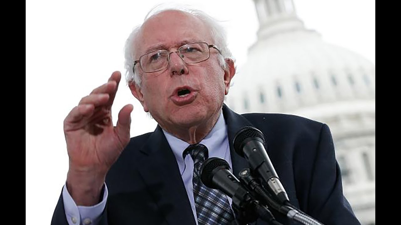 Bernie Sanders Plan For Free College For All