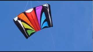 Double Lifter Sled Kite