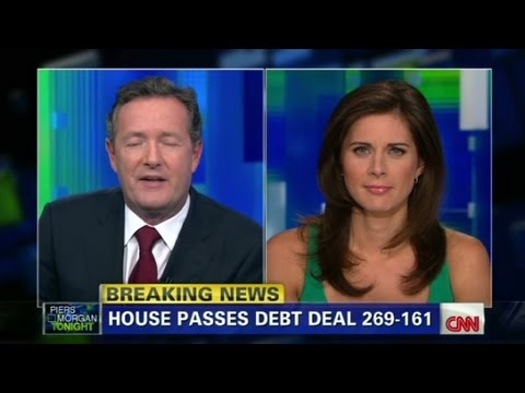 CNN: Erin Burnett on the debt deal