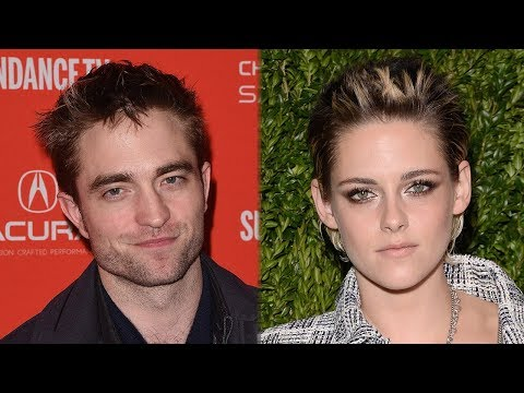 Robert Pattinson & Kristen Stewart SPOTTED Hanging Out Together