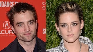Robert Pattinson & Kristen Stewart SPOTTED Hanging Out Together