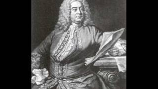 George Frederic Handel - 'Comfort Ye My People' from The Messiah