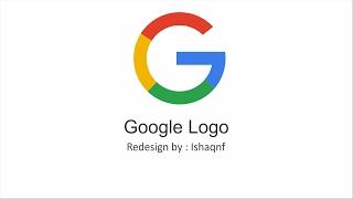 Cara Membuat Logo Google dengan Corel Draw
