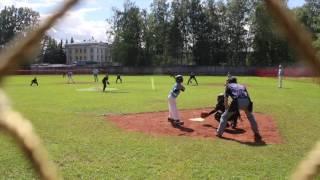 Чемпионат России по бейсболу (ювенилы) в Балашихе (день 1)