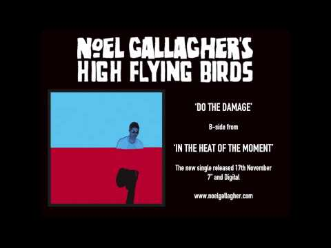 Noel Gallagher's High Flying Birds - Do The Damage (Audio Video)