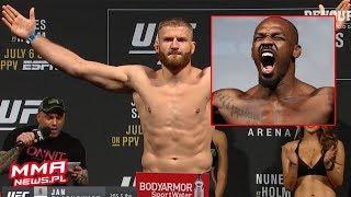 TOP 10 półciężkiej UFC – poza Błachowiczem – wykluczony z biegu po pas