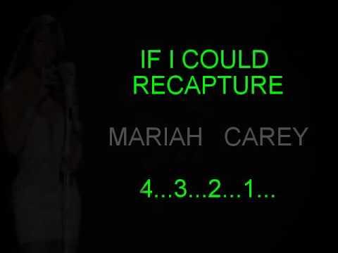 VANISHING BY MARIAH CAREY