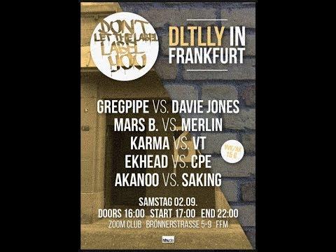 DLTLLY in Frankfurt 02.09 (VIDEO FLYER)